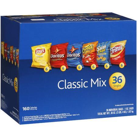 Snack Bag of Chips
